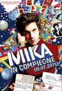 Mika in Compiegne - by mikasounds
