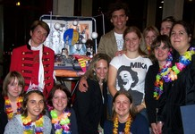 Mika and his Fans in Arbon